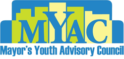 MYAC - Mayor's Youth Advisory Council Logo