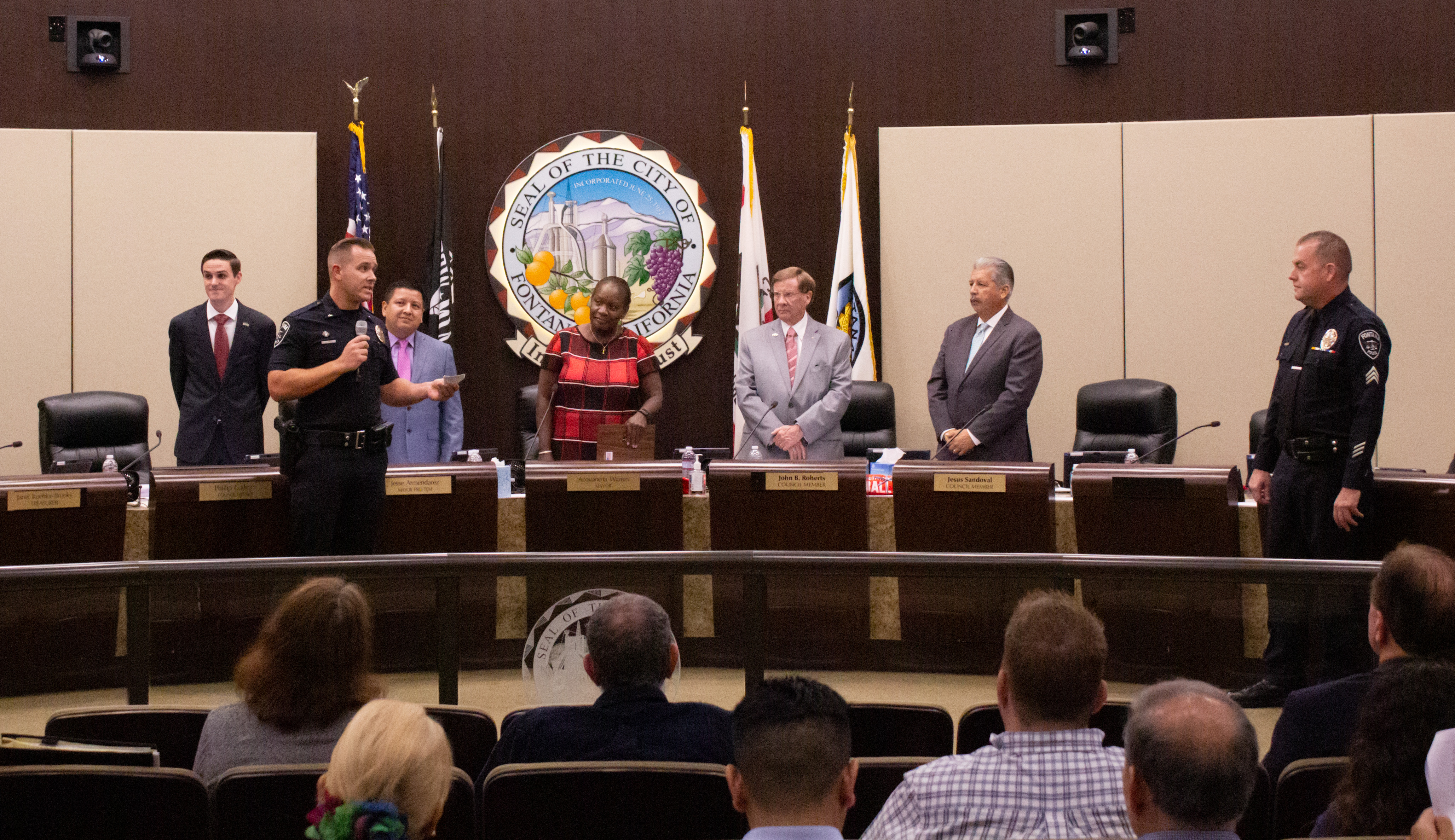 Council Meeting Aug. 10