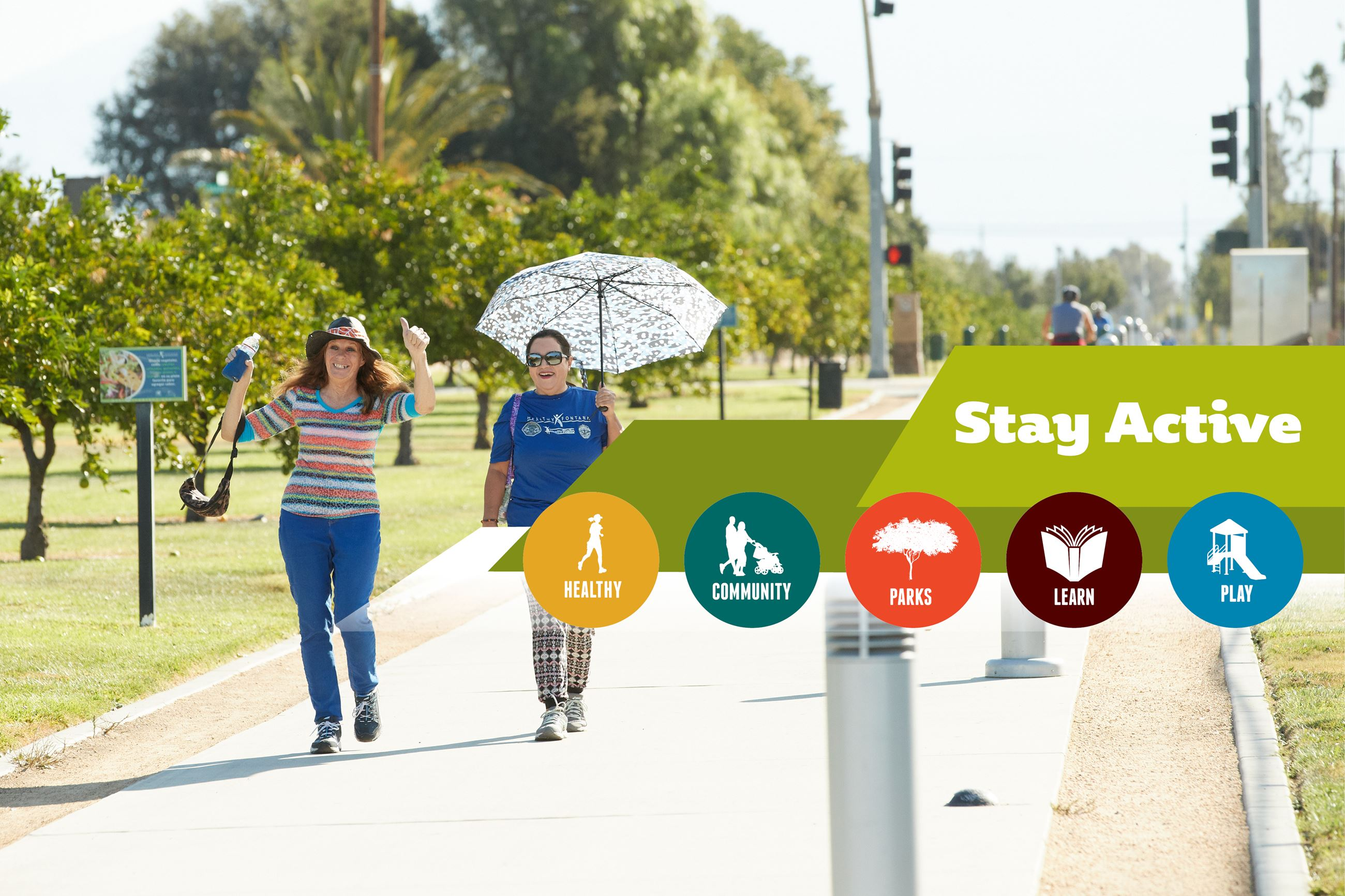 CSD Homepage image_Stay Active
