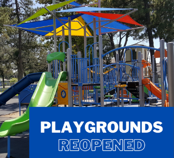 Playgrounds Reopen