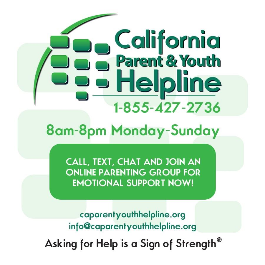 Parent and Youth Helpline